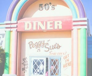 50s, pastel, and vintage image