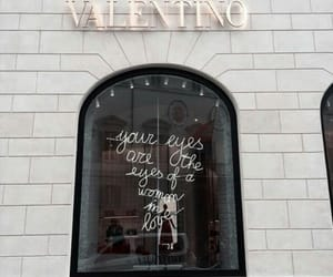 Valentino, fashion, and quotes image