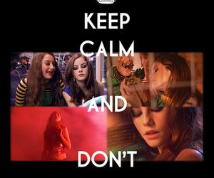 keep calm and skins image