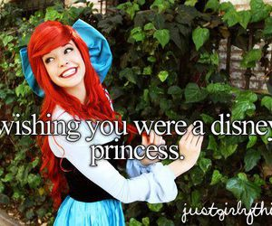 disney, princess, and wish image