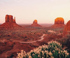desert, utah, and landscape image