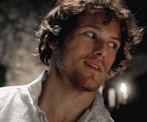 gif, Hot, and outlander image