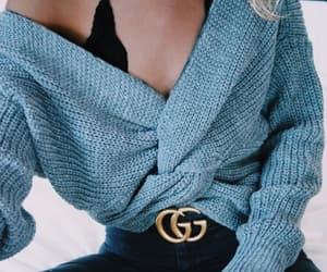 gucci, fashion, and sweater image