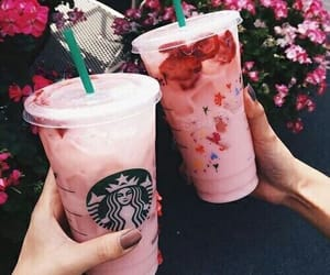 drink, yummy, and smoothie image