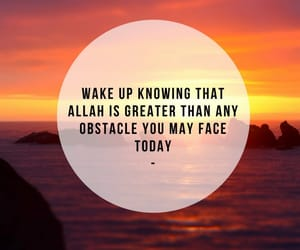 islam, morning, and problems image
