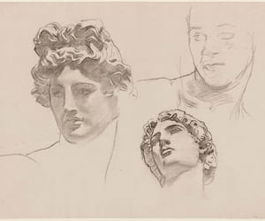 John Singer Sargent and head of apollo image