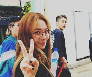 kard, somin, and kpop image