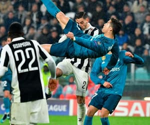 blue, goal, and cr7 image