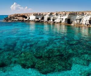 beautiful, sea, and blue image