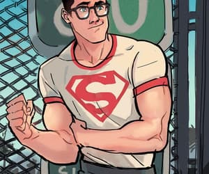 clark kent and justice league image