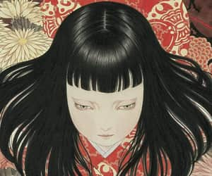 beauty, tokyo, and drawing image