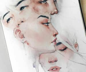 art, drawing, and فن image