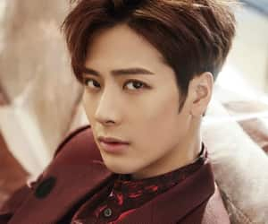 jackson, got7, and jackson wang image