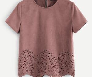 t-shirt, velvet, and terciopelo image