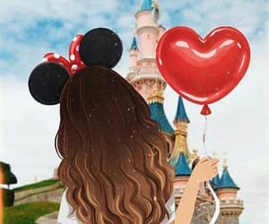 arte, disney, and drawing image