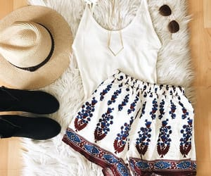 fashion, outfit, and spring image