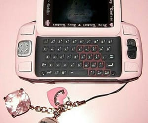 pink and early 2000s image