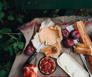 food, cheese, and french image