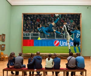 cristiano ronaldo, soccer, and sport image