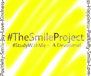 faith, positivity, and thesmileproject image