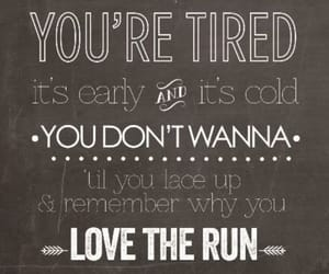 running, run, and workout image
