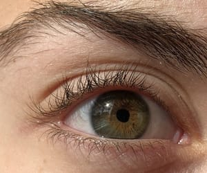 aesthetic, clear, and green eyes image