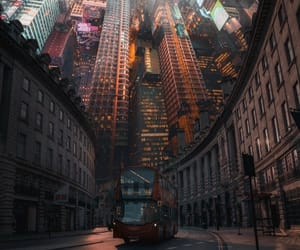 aesthetic, city, and dreamy image