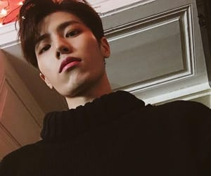 kpop, the rose, and jaehyeong image