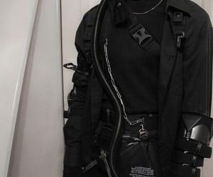 black, grunge, and icon image