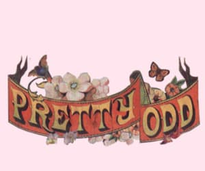 panic! at the disco, patd, and pretty. odd. image