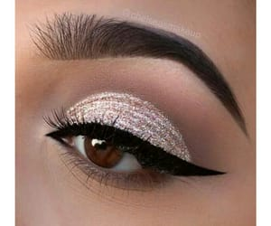 makeup, beauty, and chic image