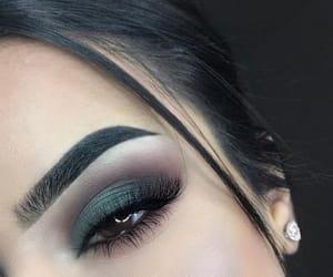 beauty, glam, and eyeshadow image
