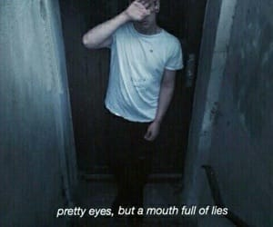 eyes and lies image
