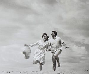 couple, retro, and vintage image