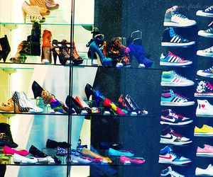 shoes, nike, and heels image
