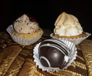 trufa, postres, and dulces image