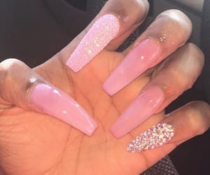 claws, ombre, and nails image
