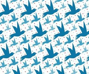 animal, animal art, and pattern image