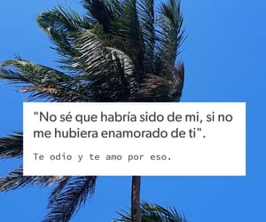 frases, quotes, and romance image