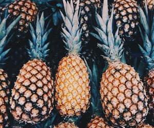 pineapple, fruit, and food image