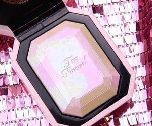 cosmetics, diamond, and glamourous image
