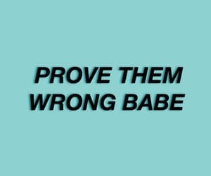 quotes, blue, and babe image