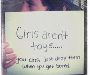 girl, boy, and toys image