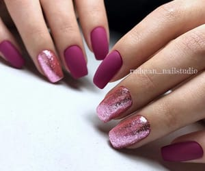 elegance, luxury, and nails image