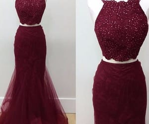 girl, prom dresses, and style image