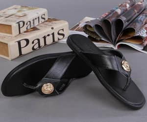 versace mens sandals image