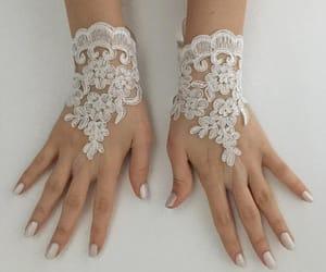 etsy, bridal gloves, and wedding gloves image