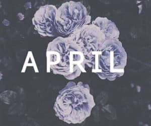 april, comes, and days image
