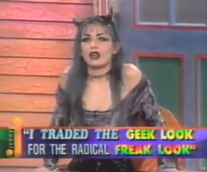 freak, geek, and vhs image