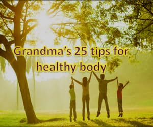 healthy living lifestyle and tips for a healthy body image